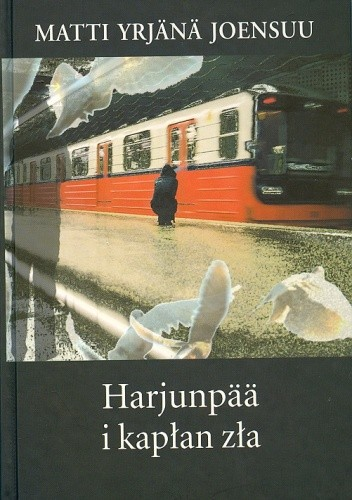 Okładka książki Harjunpaa i kapłan zła