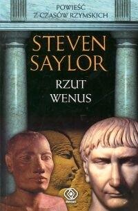 Okładka książki Rzut Wenus