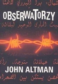 Okładka książki Obserwatorzy