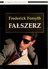 Okładka książki Fałszerz