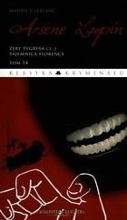 Okładka książki Arsene Lupin. Zęby tygrysa cz.2