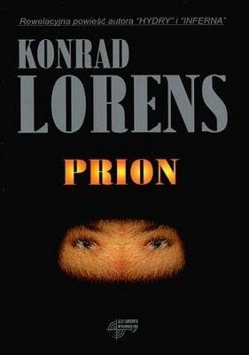 Okładka książki Prion