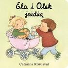 Okładka książki Ela i Olek jeżdżą