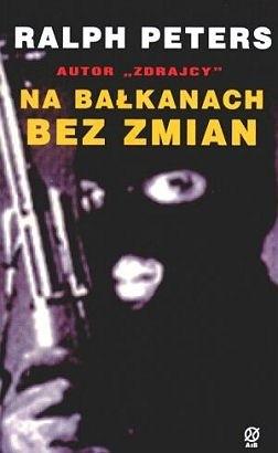 Okładka książki Na Bałkanach bez zmian
