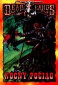 Okładka książki Deadlands Nocny pociąg