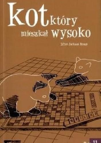 Okładka książki Kot, który mieszkał wysoko