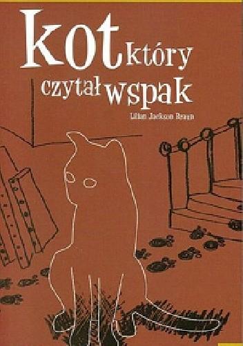 Okładka książki Kot, który czytał wspak