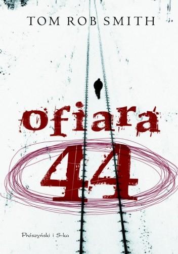 Okładka książki Ofiara 44