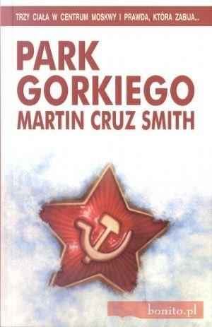 Okładka książki Park Gorkiego