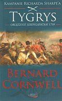 Okładka książki Tygrys. Oblężenie Seringapatam 1799