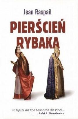 Okładka książki Pierścień Rybaka