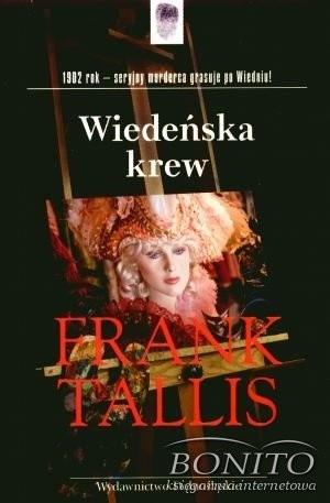 Okładka książki Wiedeńska krew
