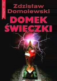 Okładka książki Domek świeczki