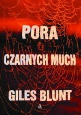 Okładka książki Pora czarnych much