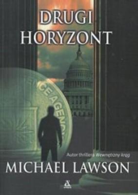Okładka książki Drugi horyzont