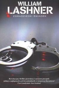 Okładka książki Zdradziecki świadek