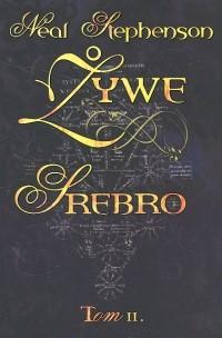 Okładka książki Żywe srebro, tom 2