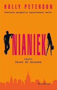 Okładka książki Nianiek, czyli facet do dziecka