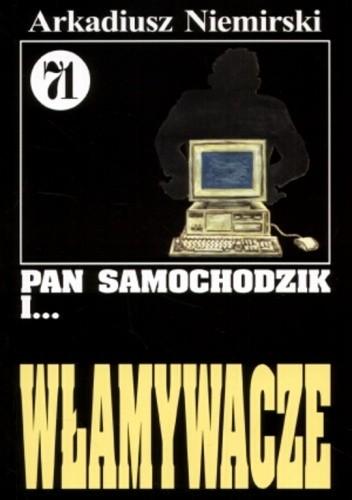 Okładka książki Pan Samochodzik i włamywacze