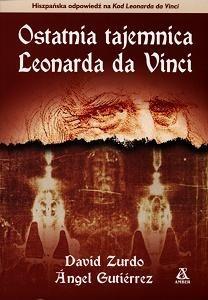 Okładka książki Ostatnia tajemnica Leonarda da Vinci