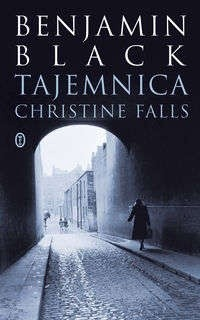 Okładka książki Tajemnica Christine Falls