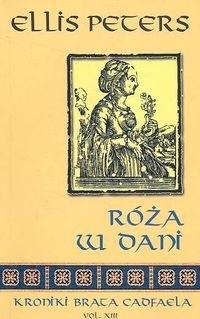 Okładka książki Róża w dani