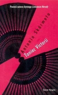 Okładka książki Taniec Victorii