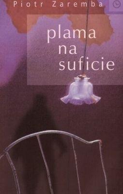 Okładka książki Plama na suficie