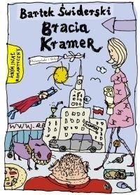 Okładka książki Bracia Kramer