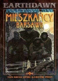Okładka książki Mieszkańcy Barsawii t.2