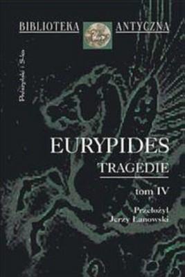Okładka książki Tragedie. Tom IV