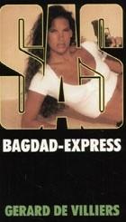 Okładka książki Bagdad-Express