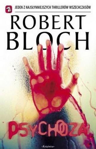 Okładka książki Psychoza