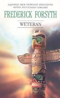 Okładka książki Weteran
