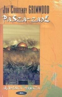 Okładka książki Pasza-zade. Pierwsza Arabeska