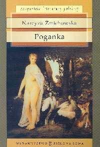 Okładka książki Poganka