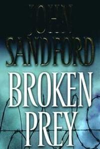 Okładka książki Broken Prey