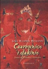 Okładka książki Czarownice i dakinie