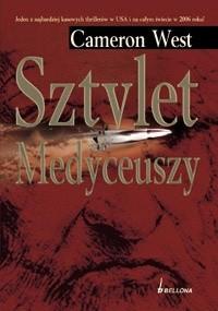 Okładka książki Sztylet Medyceuszy