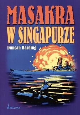 Okładka książki Masakra w Singapurze