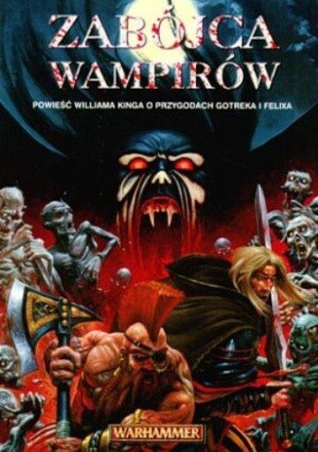 Okładka książki Zabójca wampirów
