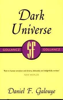 Okładka książki Dark Universe