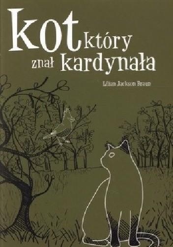 Okładka książki Kot, który znał kardynała