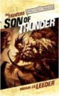 Okładka książki Son of Thunder