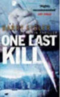 Okładka książki One Last Kill