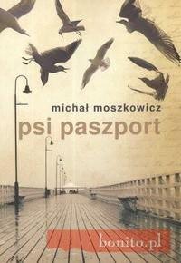 Okładka książki Psi Paszport