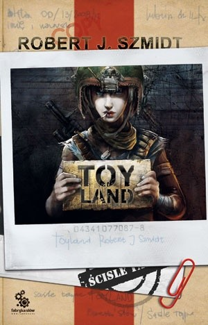 Okładka książki Toy Land