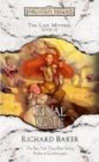 Okładka książki Final Gate