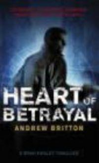 Okładka książki Heart of Betrayal