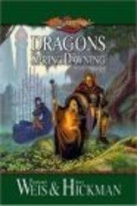 Okładka książki Dragons of Spring Dawning